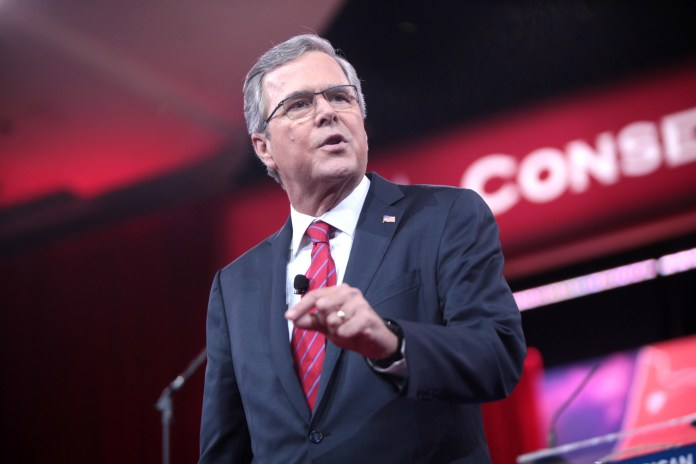 Jeb Bush at CPAC