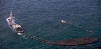 BP Oil spill clean up