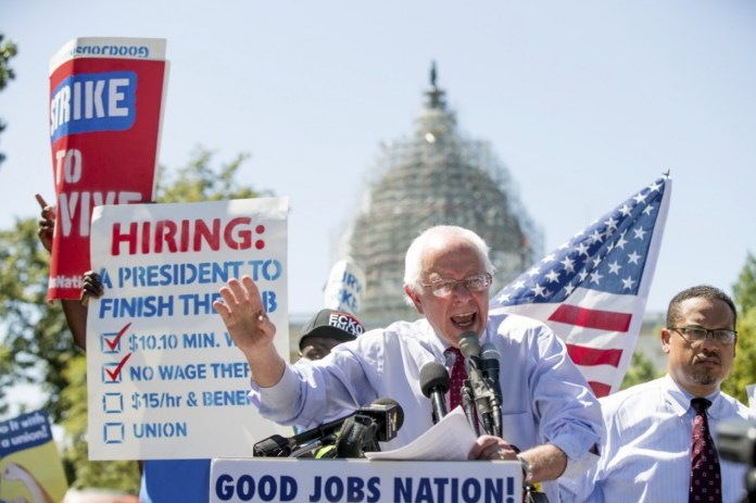 Bernie Sanders 6