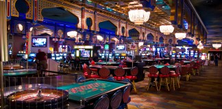 Casino gambling gaming
