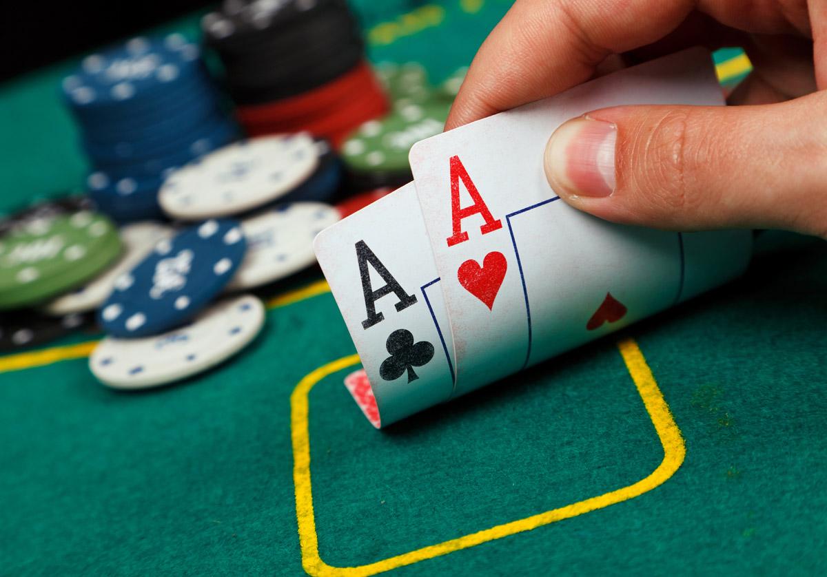 Blackjack natural 9
