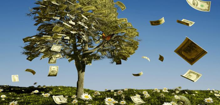Money grows on trees_spending
