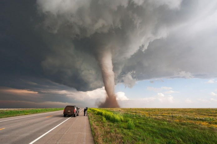 Tornado storm_weather