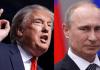 Donald Trump Vladimir Putin