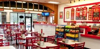 Firehouse Subs restaurant