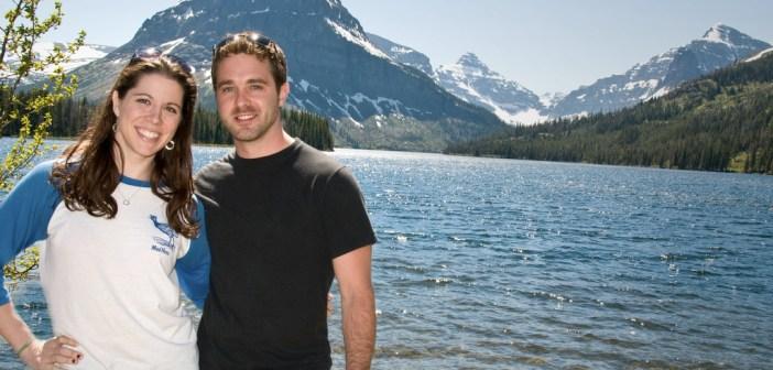 Mary Katharine Ham and Jake Brewer
