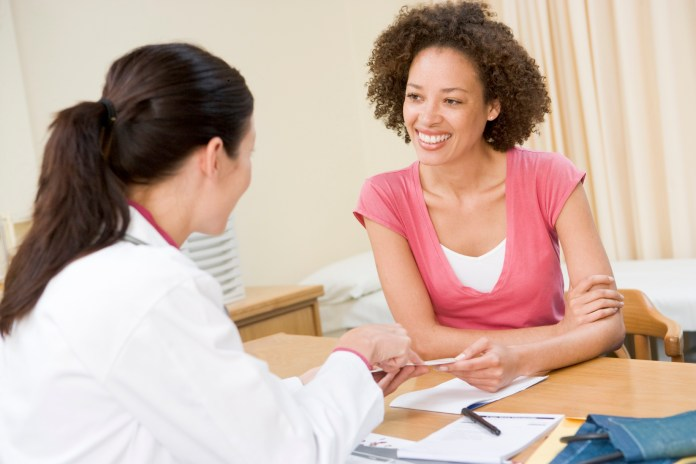 Womens Health doctor