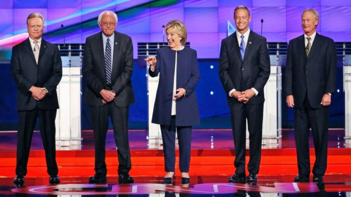 Democratic debate 2015