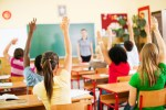 Education classroom students
