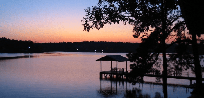 Lake Martin Sunset