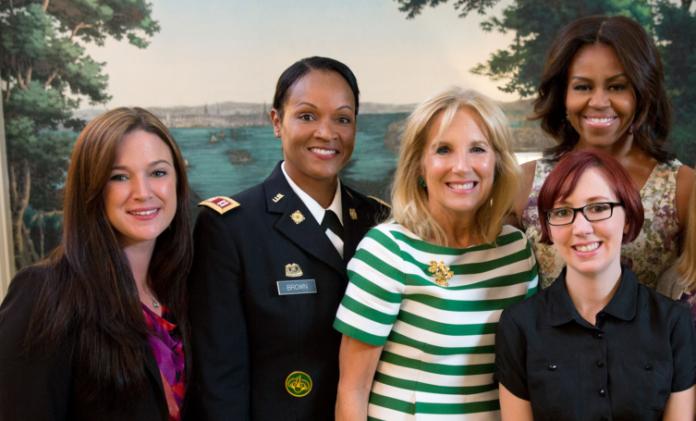 Lifetime 2015 Women of Honor_Veterans DAy