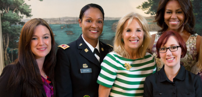 Lifetime 2015 Women of Honor_Veterans DAy