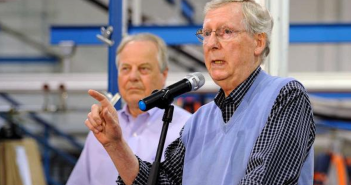 Mitch McConnell and Ed Whitfield