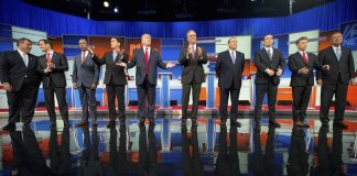 Republican 2015 debate candidates