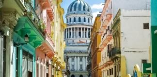 Cuba capitol, trade