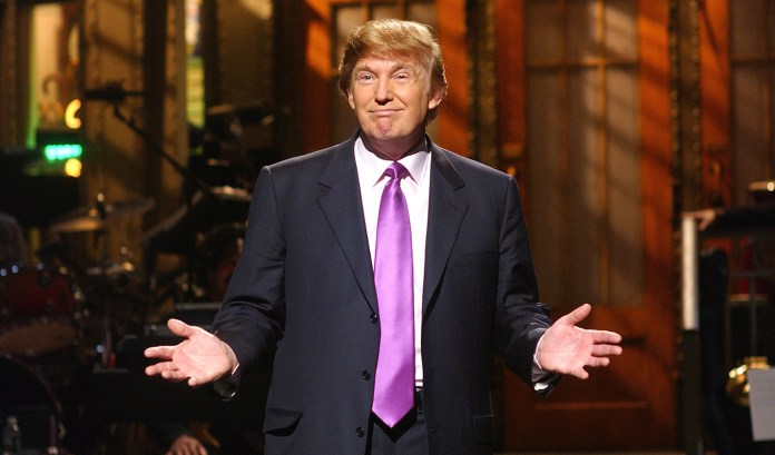 Donald Trump on Saturday Night Live