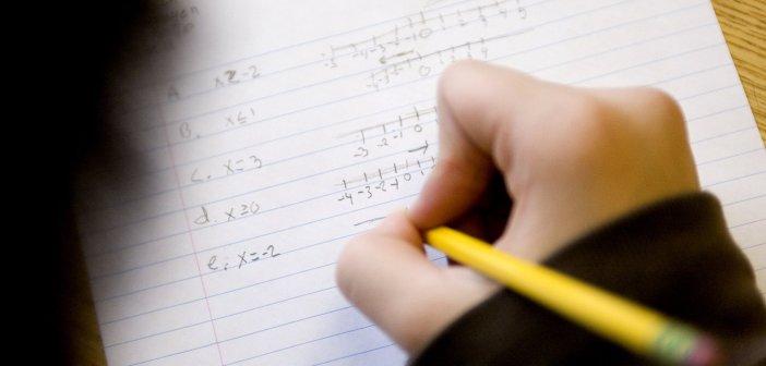 Math school test_education