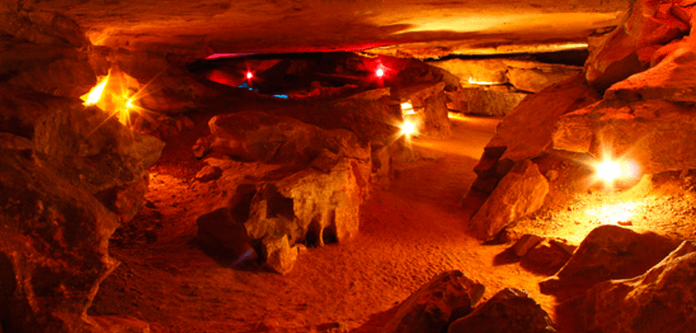 Rickwood Caverns State Park_Alabama