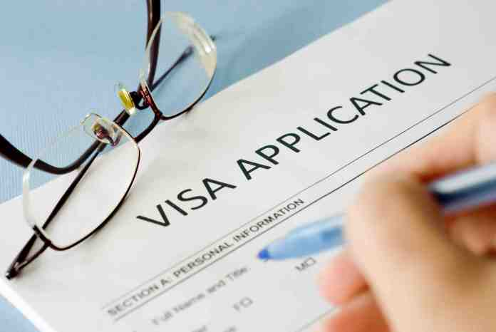 visa application form_national security measure