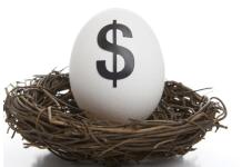 public pension nest egg retirement
