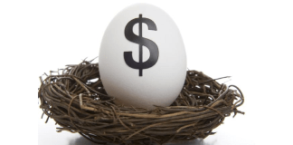 public pension nest egg retirement