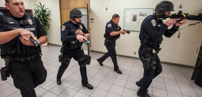 shooter gun situation police