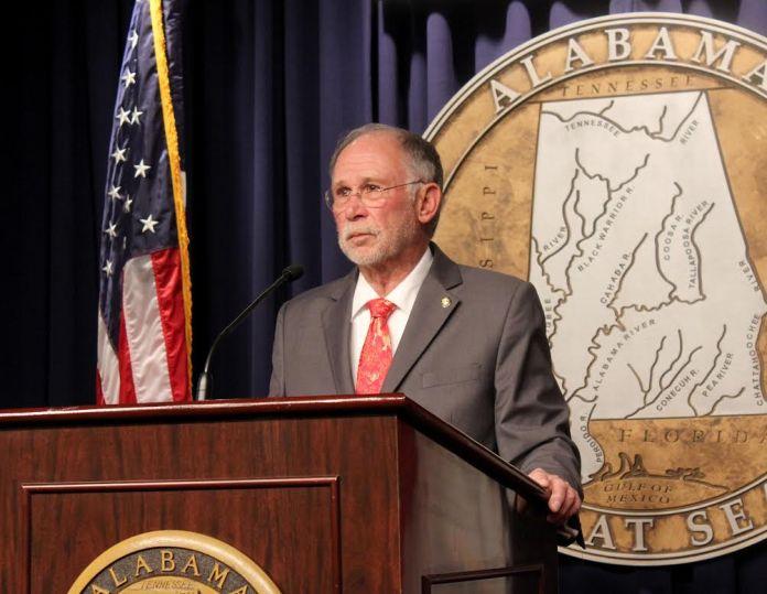 Alabama Sen Jim McClendon