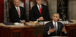 Barack Obama State of the Union 2016