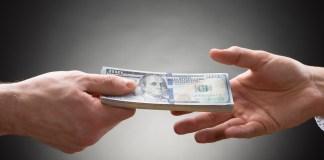 Consumer lending money