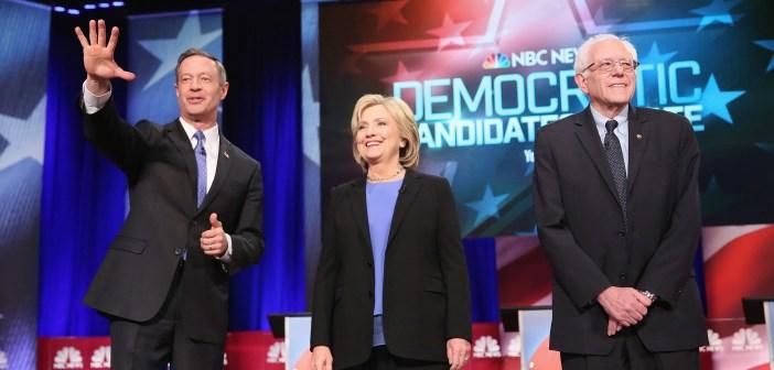 Democratic Presidential Candidates Debate In Charleston, South Carolina