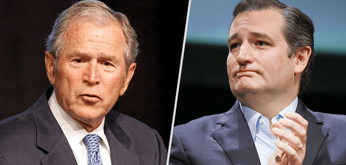 Ted Cruz George W Bush