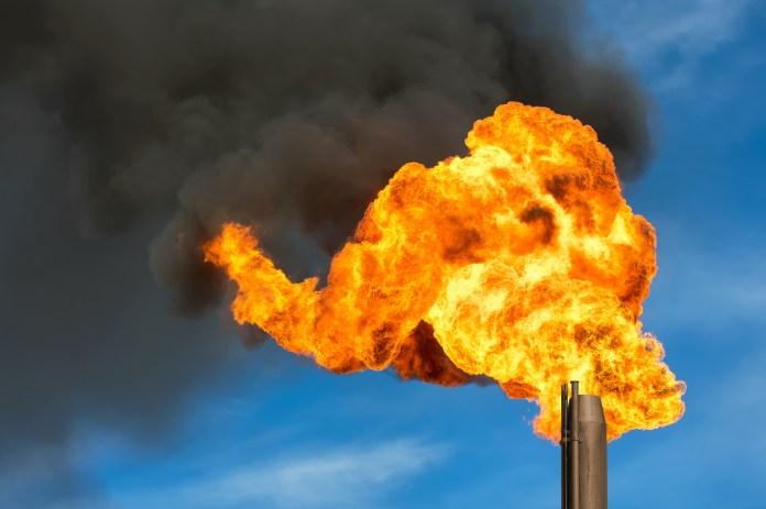 gas emissions_methane_pollution