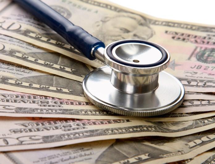 medicaid health care money