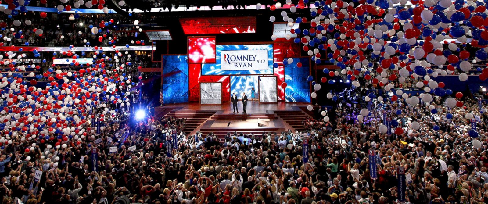 what happens at the republican national convention