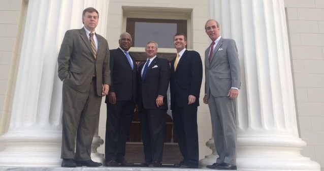 April 2016 Alabama Mayors Meeting
