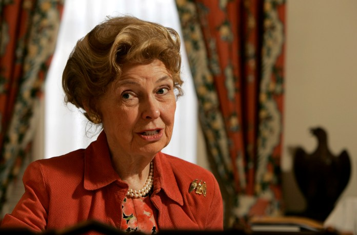 Eagle Forum's Phyllis Schlafly