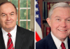Richard Shelby and Jeff Sessions