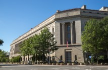 United States Department of Justice HQ