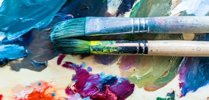 art paint brush