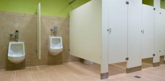 male gender restroom bathroom