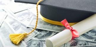 student graduation money debt