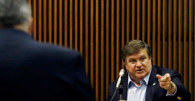 Jimmy Rane testifies in Mike Hubbard trial