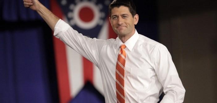 Paul Ryan thumbs up