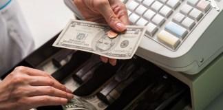 cash drawer money