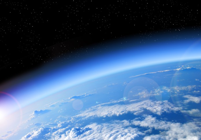 ozone earth