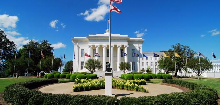 Alabama State Capitol 2