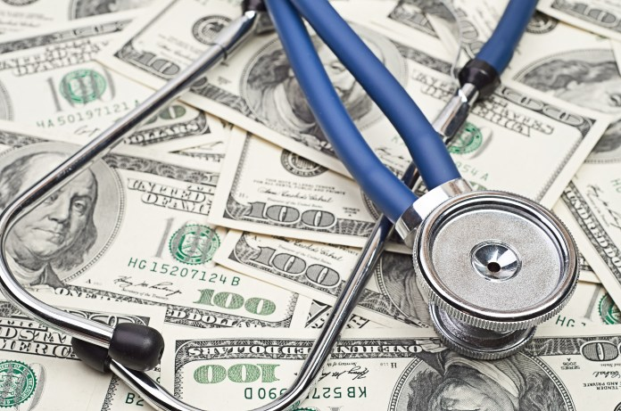 Medicaid health care money