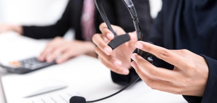 telemarketing phone call