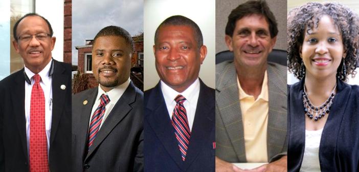 2016 Selma Mayoral Candidates