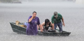 Louisiana flood August 2016